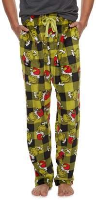 Men's Sesame Street Cookie Monster Lounge Pants