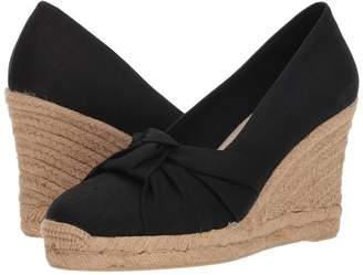 Soludos Knotted Pump Wedge Women's Shoes