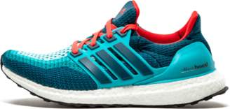 huge selection of 739ec ea7aa Adidas Ultra Boost Mens Clear GreenMineral
