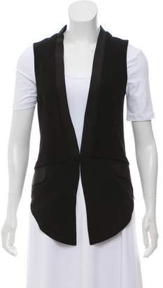 Haute Hippie Casual Sleeveless Vest