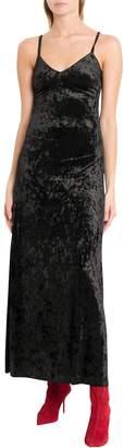 MICHAEL Michael Kors Long Velvet Dress