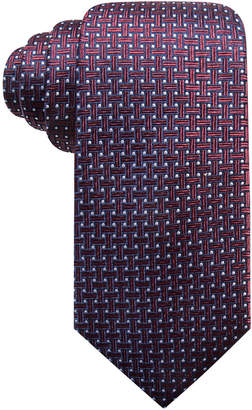 Tasso Elba Men's Medallion Silk Tie