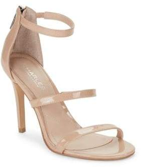 Charles David Ria High Heel Strappy Sandal