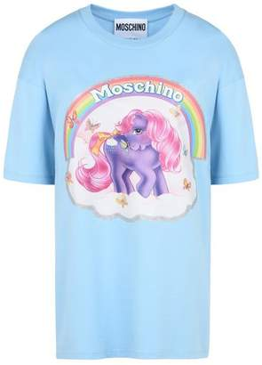 Moschino OFFICIAL STORE MOSCHINO Short sleeve t-shirts