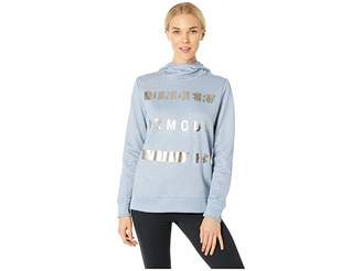 Under Armour Synthetic Fleece Pullover Wordmark Women's Clothing