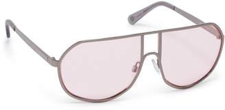 Henri Bendel Skyler Aviator Sunglasses