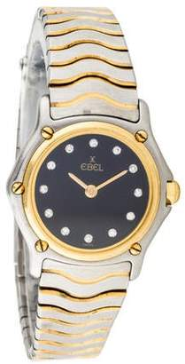 Ebel Classic Wave Watch