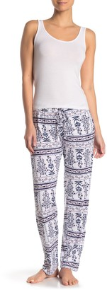 Jessica Simpson Printed Sleep Pants