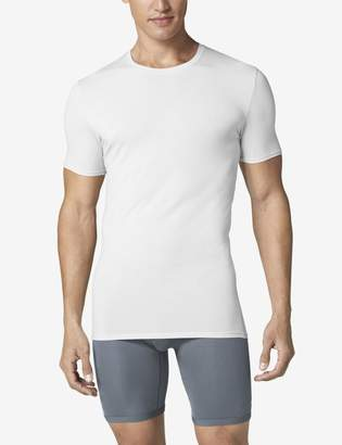 Tommy John Tommyjohn Cool Cotton Crew Neck Stay-Tucked Undershirt