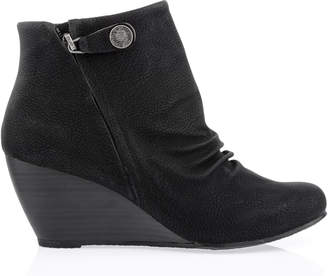 Blowfish Berkeley Ankle Boots