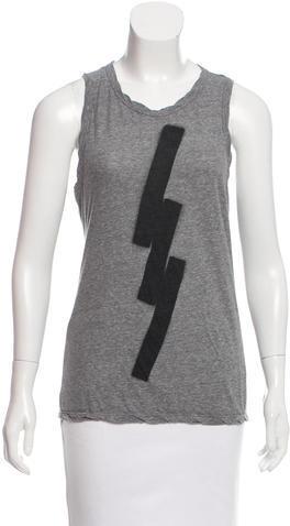 A.L.C.A.L.C. Sleeveless T-Shirt