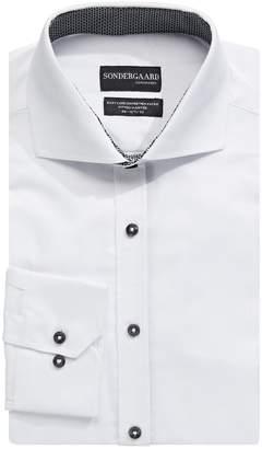 Sondergaard Fitted Long Sleeve Dress Shirt