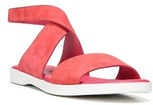 Women's Via Spiga Jordan Ankle Strap Sandal $125 thestylecure.com