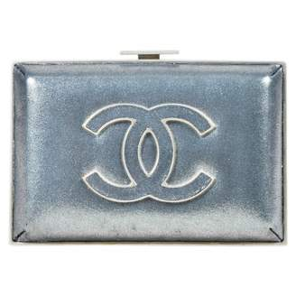 Chanel Leather clutch bag