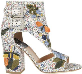 Laurence Dacade Embroidery Sandals