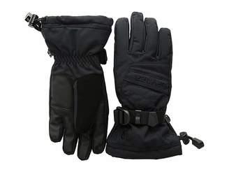 Spyder Overweb Ski Gloves (Little Kids/Big Kids)
