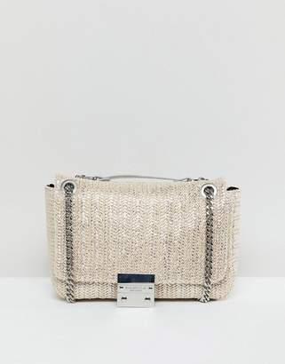 Carvela Raffia Tote Bag