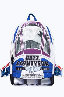 Hype Boys x Disney Buzz Lightyear Backpack - White