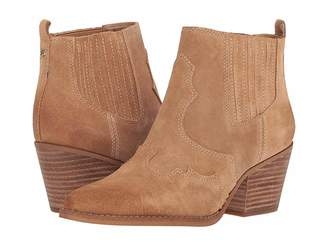 1f2f33318bbd7 Sam Edelman Brown Suede Women s Boots - ShopStyle