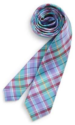 Nordstrom Tartan Plaid Silk Tie