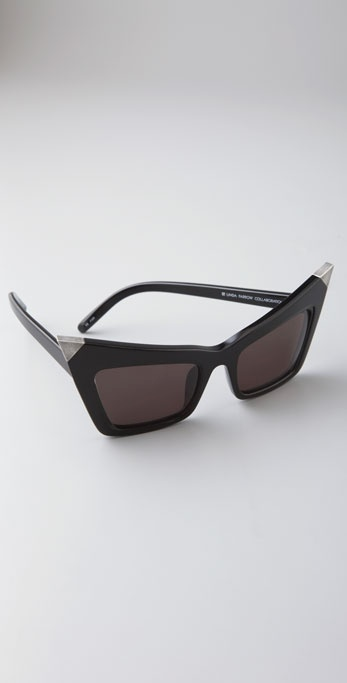 Alexander Wang Cat Sunglasses