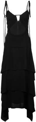 Proenza Schouler layered midi dress