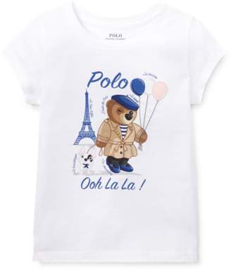 Ralph Lauren Polo Bear Jersey T-Shirt