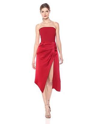 Ramy Brook Women's Carmen Crepe Party Dress