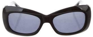 Gianni Versace Medusa Tinted Sunglasses