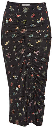 Preen by Thornton Bregazzi Bonnie Printed Skirt