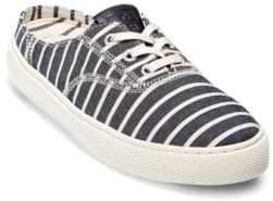 Cole Haan Grandpro Deck Canvas Open Back Sneakers