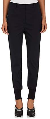 3.1 Phillip Lim Women's Wool-Blend Jogger Pants - Navy
