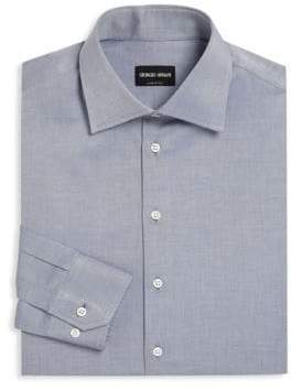 Giorgio Armani Regular-Fit Dress Shirt