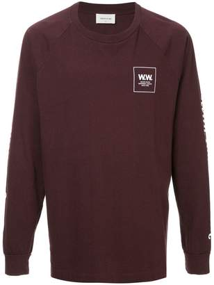 Wood Wood printed sweater