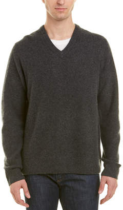 Vince Wool & Cashmere-Blend Sweater