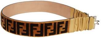 Fendi Ff Logo Belt