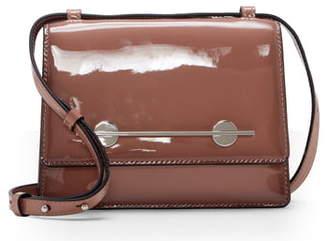 Vince Camuto Maeve Patent Leather Shoulder Bag