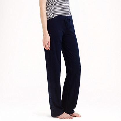 J.Crew Dreamy cotton pant