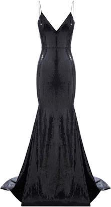 Alex Perry Rori Sequin Gown