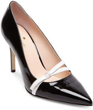 Kate Spade Viola Leather Stiletto Pumps