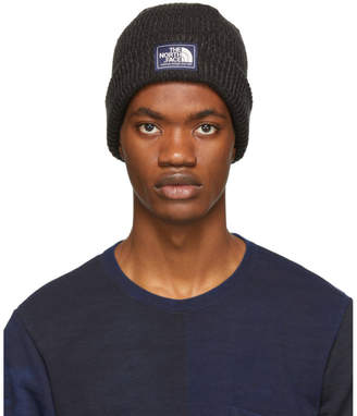 The North Face Black Salty Dog Beanie