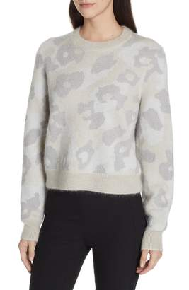 Rag & Bone Leopard Spot Sweater