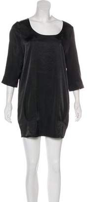 Elizabeth and James Silk Casual Dress