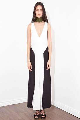 At Tiques Pfeiffer Capote Ankle Length Dress