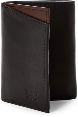 Levi's Connor RFID Trifold Wallet