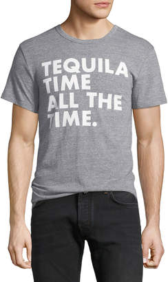 Chaser Men's Tequila Time Crewneck Tee