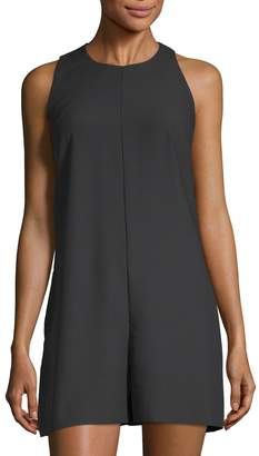 French Connection Women's Solid Romper