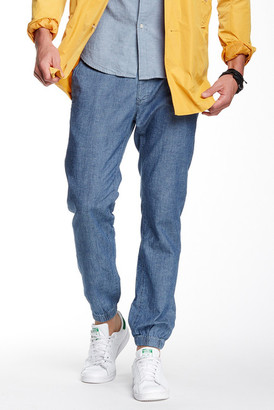 AG The Rover Chino Jogger $178 thestylecure.com