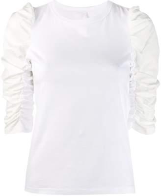 See by Chloe puff shoulder sweatshirt