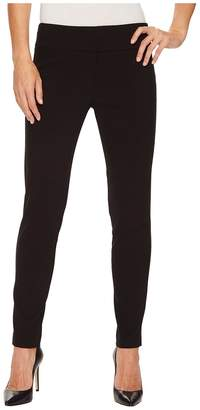 Elliott Lauren Control Stretch Pull-On Ankle Pants with Back Slit Detail Women's Casual Pants
